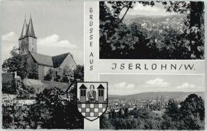 Iserlohn Iserlohn  * / Iserlohn /Maerkischer Kreis LKR