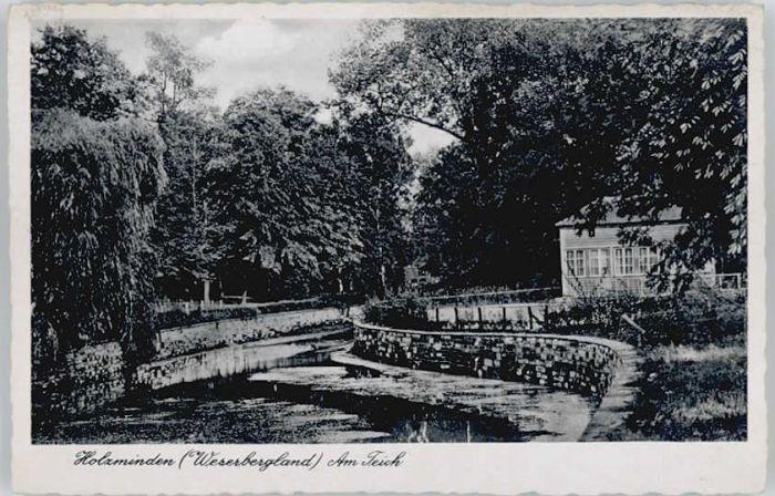Holzminden Weser Holzminden  * / Holzminden /Holzminden LKR