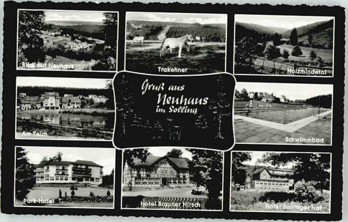 Neuhaus Solling Neuhaus Solling Park Hotel Bad Hotel Sollinger Hof * / Holzminden /Holzminden LKR
