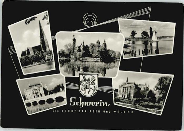 Schwerin Mecklenburg Schwerin  * / Schwerin /Schwerin Stadtkreis