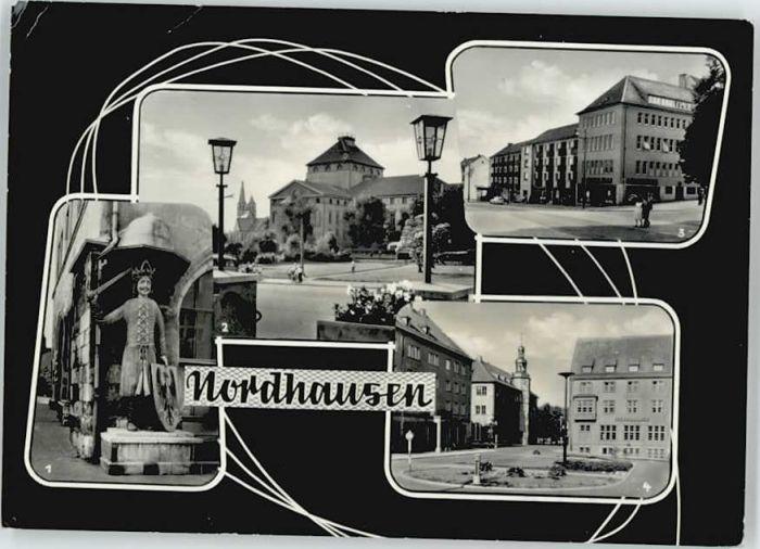 Nordhausen Thueringen Nordhausen Thueringen  x / Nordhausen /Nordhausen LKR