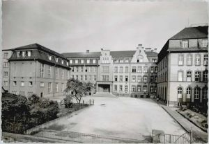 Limbach Baden Limbach Marienschule * / Limbach /Neckar-Odenwald-Kreis LKR