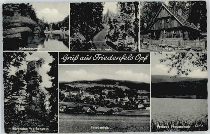 Friedenfels Friedenfels  x / Friedenfels /Tirschenreuth LKR