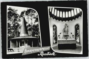Rossbach Oberoesterreich Rossbach Marienkapelle x / Rossbach /Innviertel