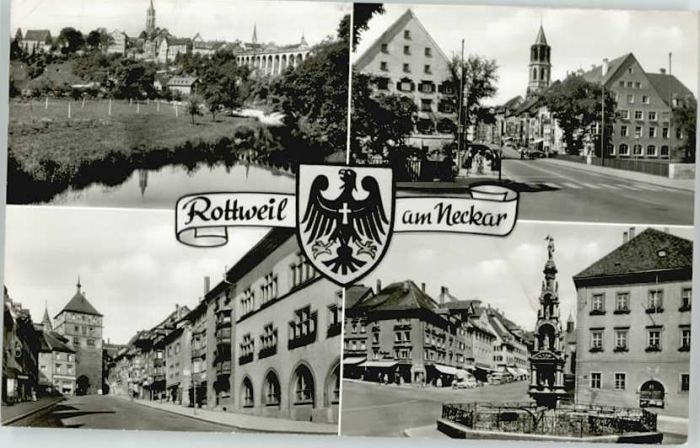 Rottweil Neckar Rottweil  x / Rottweil /Rottweil LKR
