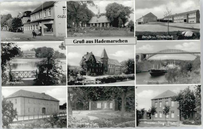 Hanerau-Hademarschen Hanerau-Hademarschen  x / Hanerau-Hademarschen /Rendsburg-Eckernfoerde LKR