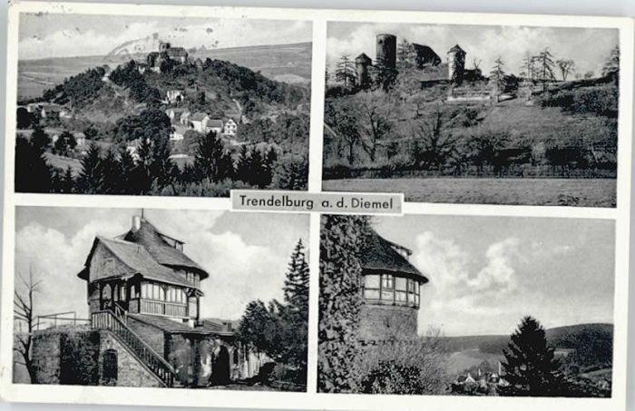 Trendelburg Trendelburg  x / Trendelburg /Kassel LKR