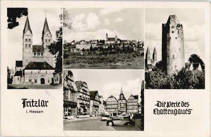Fritzlar Fritzlar  x / Fritzlar /Schwalm-Eder-Kreis LKR