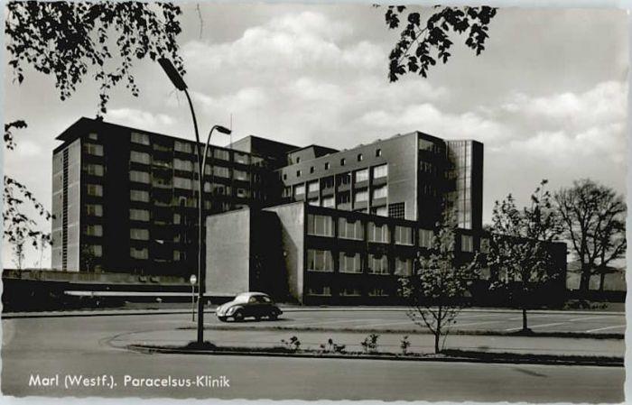 Marl Westfalen Marl Westfalen Paracelsus Klinik * / Marl /Recklinghausen LKR