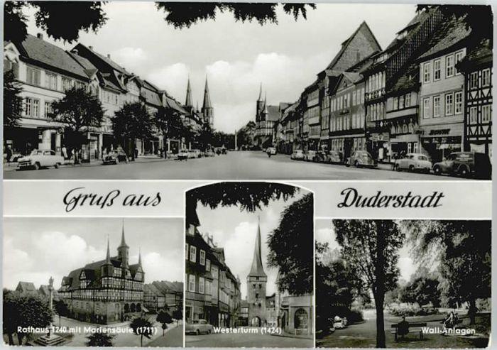Duderstadt Duderstadt  x / Duderstadt /Goettingen LKR