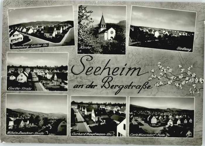 Seeheim-Jugenheim Seeheim-Jugenheim  x / Seeheim-Jugenheim /Darmstadt-Dieburg LKR