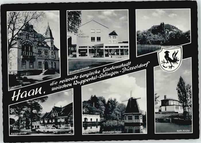 Haan Rheinland Haan  * / Haan /Mettmann LKR