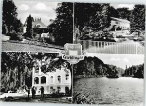 Leichlingen Rheinland Leichlingen Sanatorium Roderbirken * / Leichlingen (Rheinland) /Rheinisch-Bergischer Kreis LKR