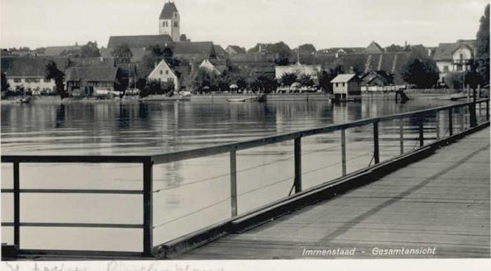 Immenstaad Bodensee Immenstaad  x / Immenstaad am Bodensee /Bodenseekreis LKR