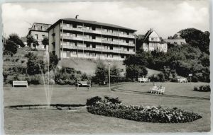 Werdohl Werdohl Schwesternhaus x / Werdohl /Maerkischer Kreis LKR