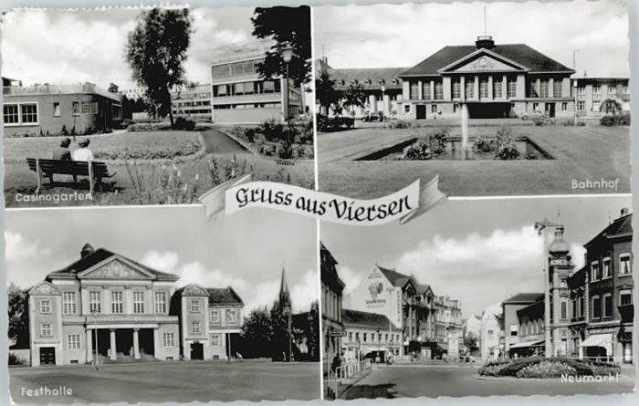 Viersen Viersen Casinogarten  x / Viersen /Viersen LKR