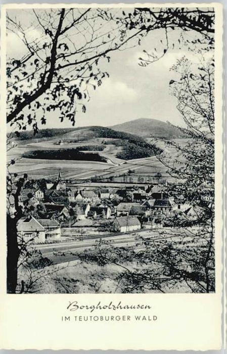 Borgholzhausen Borgholzhausen  * / Borgholzhausen /Guetersloh LKR