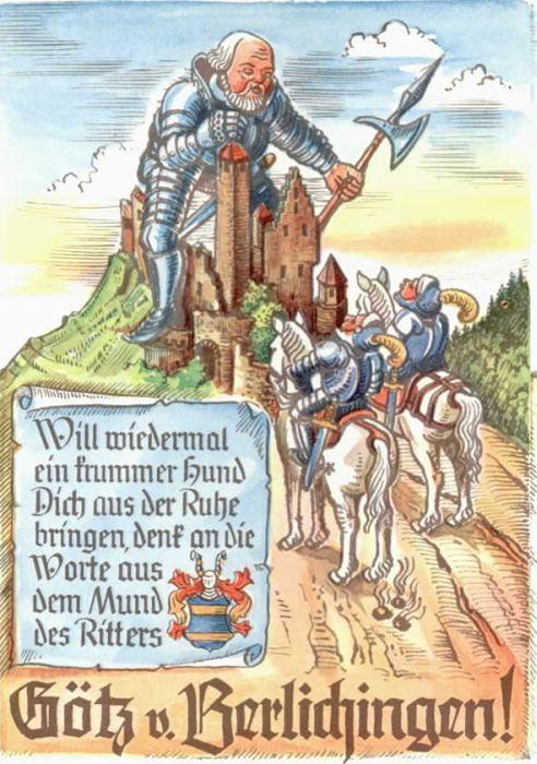 Neckarzimmern Neckarzimmern Burg Hornberg * / Neckarzimmern /Neckar-Odenwald-Kreis LKR