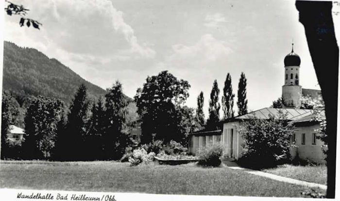 Bad Heilbrunn Bad Heilbrunn  x / Bad Heilbrunn /Bad Toelz-Wolfratshausen LKR