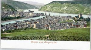 Bingen Rhein Bingen  * / Bingen am Rhein /Mainz-Bingen LKR