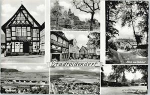 Stadtoldendorf Stadtoldendorf Kloster Amelungsborn  x / Stadtoldendorf /Holzminden LKR