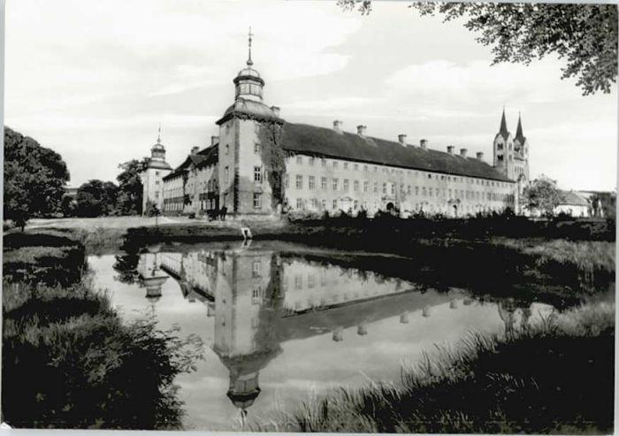 Hoexter Weser Hoexter Schloss Corvey * / Hoexter /Hoexter LKR