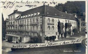 Badenweiler Badenweiler Park Hotel  x / Badenweiler /Breisgau-Hochschwarzwald LKR