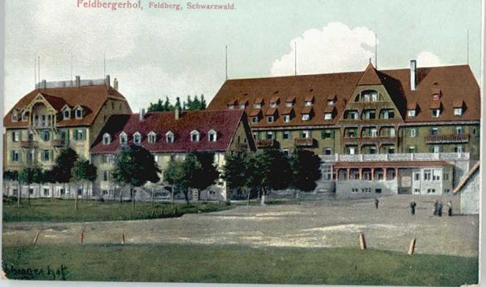 Feldberg Schwarzwald Feldberg Schwarzwald Feldbergerhof * / Feldberg (Schwarzwald) /Breisgau-Hochschwarzwald LKR