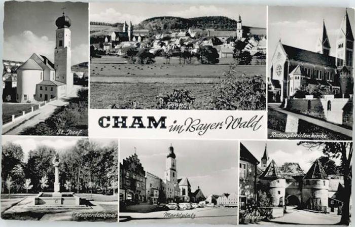 Cham Oberpfalz Cham  x / Cham /Cham LKR