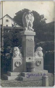 Jettenbach Jettenbach [handschriftlich] * / Jettenbach /Muehldorf Inn LKR
