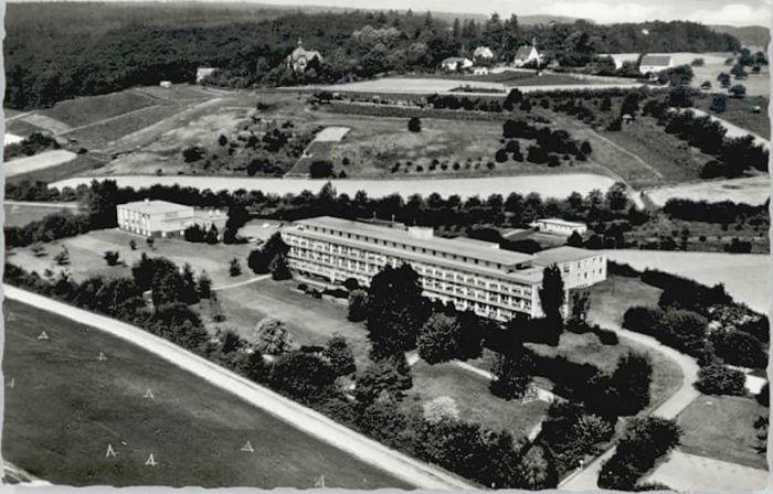 Kirchheimbolanden Kirchheimbolanden Fliegeraufnahme Krankenhaus * / Kirchheimbolanden /Donnersbergkreis LKR