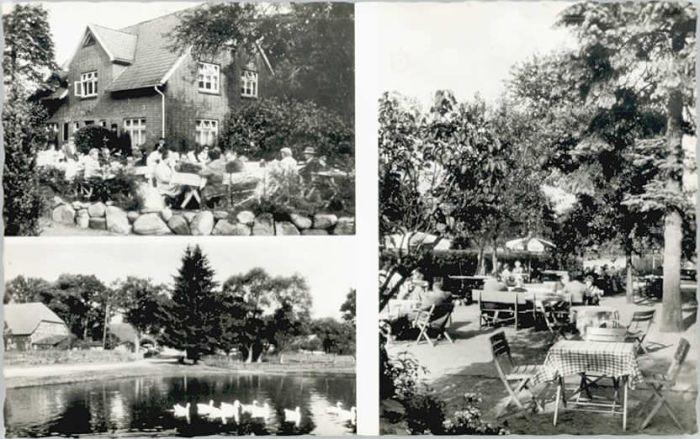 Undeloh Undeloh Gasthaus Pension Waldschaenke * / Undeloh /Harburg LKR