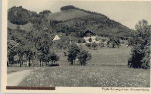 Brannenburg Brannenburg Erholungsheim * / Brannenburg /Rosenheim LKR