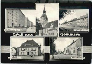 Gommern Gommern  x / Gommern /Jerichower Land LKR
