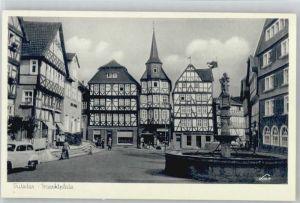 Fritzlar Fritzlar Marktplatz * / Fritzlar /Schwalm-Eder-Kreis LKR