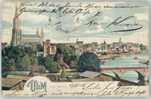 Ulm Donau Ulm  x / Ulm /Alb-Donau-Kreis LKR