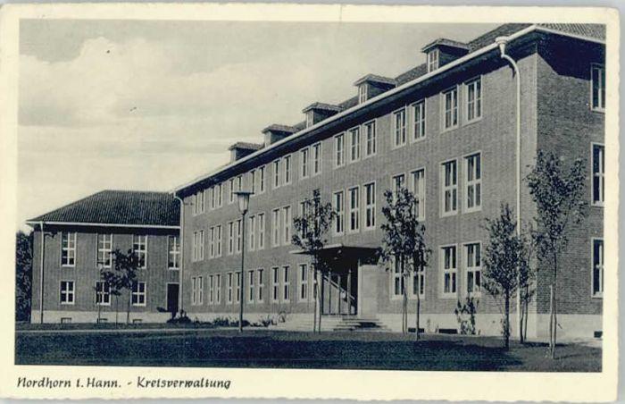 Nordhorn Nordhorn Kreisverwaltung x / Nordhorn /Grafschaft Bentheim LKR