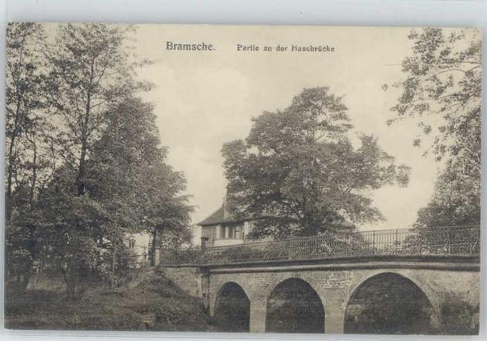 Bramsche Hase Bramsche Hasebruecke x / Bramsche /Osnabrueck LKR