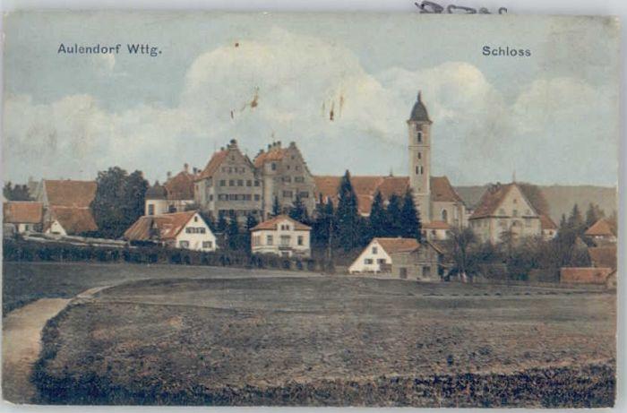Aulendorf Aulendorf Schloss * / Aulendorf /Ravensburg LKR