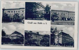 Halle Saale Halle Saale Klinik * / Halle /Halle Saale Stadtkreis