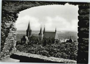 Oppenheim Oppenheim Katharinen Kirche  * / Oppenheim Rhein /Mainz-Bingen LKR