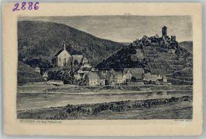 Beilstein Mosel Beilstein Mosel Burg Metternich x / Beilstein /Cochem-Zell LKR