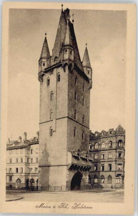 Mainz Rhein Mainz Holzturm * / Mainz Rhein /Mainz Stadtkreis