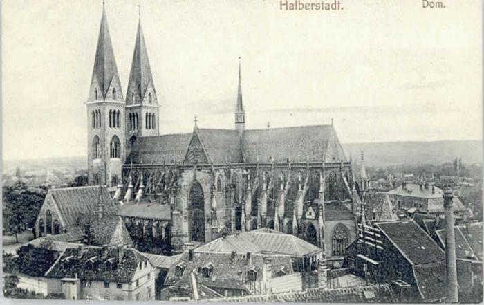 Halberstadt Halberstadt  * / Halberstadt /Harz LKR