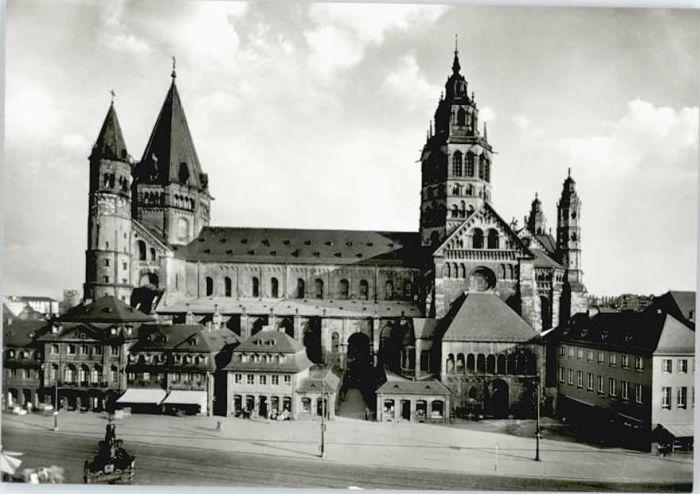 Mainz Rhein Mainz  * / Mainz Rhein /Mainz Stadtkreis