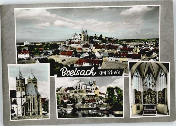 Breisach Rhein Breisach Rhein  * / Breisach am Rhein /Breisgau-Hochschwarzwald LKR