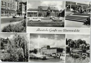 Eberswalde Eberswalde  x / Eberswalde Waldstadt /Barnim LKR