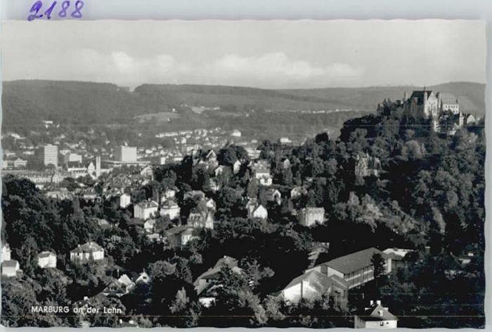 Marburg Lahn Marburg  * / Marburg /Marburg-Biedenkopf LKR