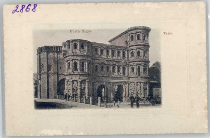 Trier Trier Porta Nigra * / Trier /Trier Stadtkreis