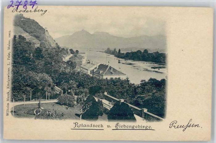 Remagen Remagen Rolandseck * / Remagen /Ahrweiler LKR